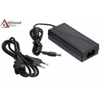 12V 3 AMPER PLASTİK SWİTCH ADAPTÖR
