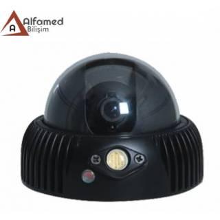 700 TV 1/3 Sony Line Gece Görüş IR ATM Analog Dome Kamera
