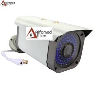1080P 2 MP 72 LED Metal Kasa Gece Görüşlü AHD Güvenlik Kamerası