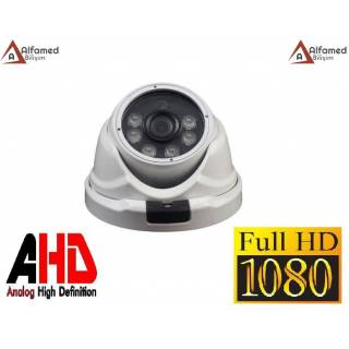 2 MP 6 ATOM LED İç Mekan AHD  Dome Kamera