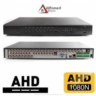 32 Kanal 4 Harddisk AHD Güvenlik Kamerası Kayıt Cihazı