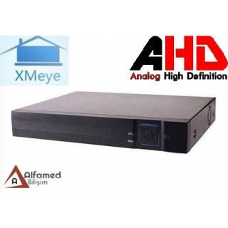 4 Kanal (XMEYE) 1080N AHD DVR Kayıt Cihazı