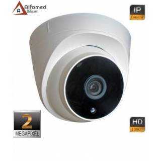 1080P 2MP IR ATOM LED Dome IP Güvenlik Kamerası