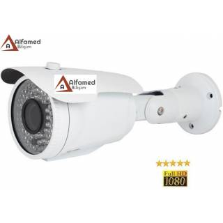 2 MP 1080P 3.6 MM 36 BIG LED DIŞ MEKAN IP GÜVENLİK KAMERASI