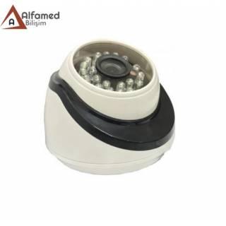 1080P 2MP AHD 24 Led Dome Güvenlik Kamerası