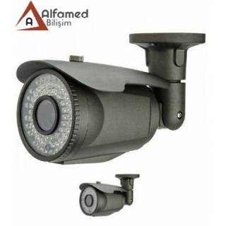 2 MP IR CAM 72 LED AHD METAL KASA Varifocal GÜVENLİK KAMERASI
