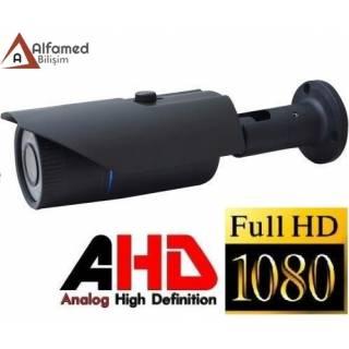 2MP AHD Varifocal Lens Güvenlik Kamerası