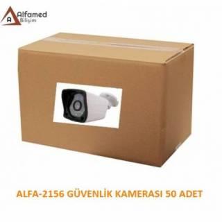 2MP 1080P AHD ALFA-9138 Güvenlik Kamerası 50 Adetlik Koli