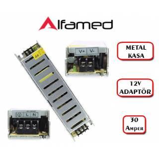 12 Volt 30 Amper Güvenlik Kamerası Adaptörü 12v 30A
