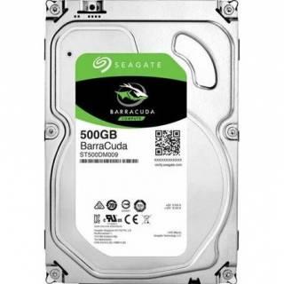 """Seagate Barracuda ST500DM009 3.5"""" 500 GB 7200 RPM 32 MB SATA 3 NCQ HDD"""