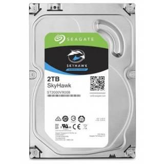 """Seagate SkyHawk ST2000VX008 3.5"""" 2 TB 5900 RPM 64 MB SATA 3 HDD Güvenlik Diski"""