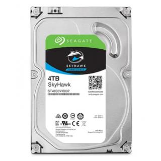 """Seagate SkyHawk ST4000VX007 3.5"""" 4 TB 5900 RPM SATA 3 HDD Güvenlik Diski"""