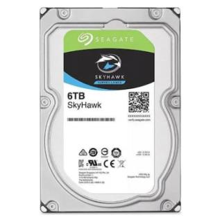 """Seagate SkyHawk ST6000VX001 3.5"""" 6 TB 256 MB 5900 RPM HDD Güvenlik Diski"""