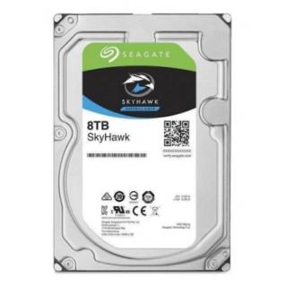 """Seagate Skyhawk ST8000VX004 3.5"""" 8 TB 256 MB SATA 3 HDD Güvenlik Diski"""