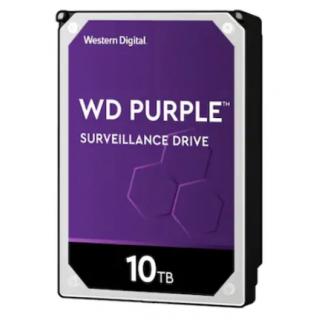 """Western Digital Purple HD WD101PURX 3.5"""" 10 TB 7200 RPM 256 MB SATA 3 HDD"""
