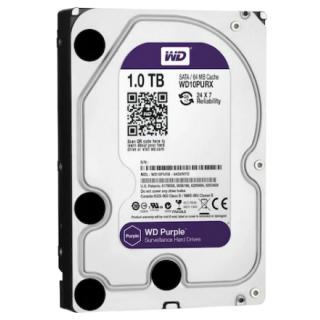 """WD Purple WD10PURX 1 TB 3.5"""" 7200 RPM HDD Güvenlik Diski"""