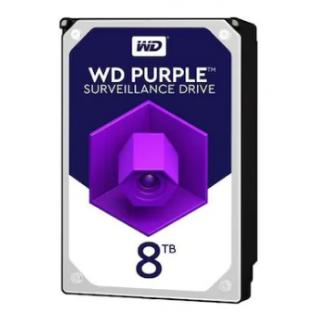 Western Digital Purple WD82PURZ 3.5'' 8 TB 7200 RPM HDD Güvenlik Diski