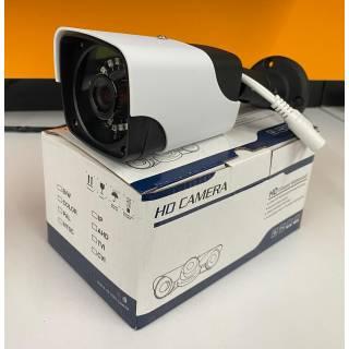 ALFAMED 2 MP 18 Nano LED 1080P AHD Metal Kasa Dış Mekan Bullet Kamera AL-1652