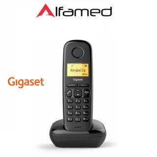 Gigaset A170 Telsiz Telefon Siyah