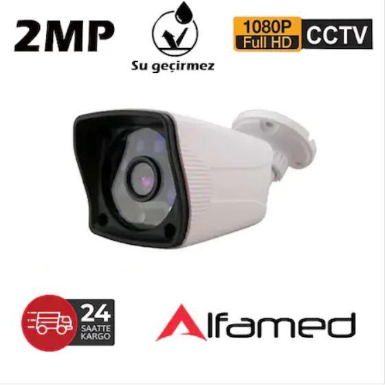 1080p 2mp Ahd güvenlik kamerası